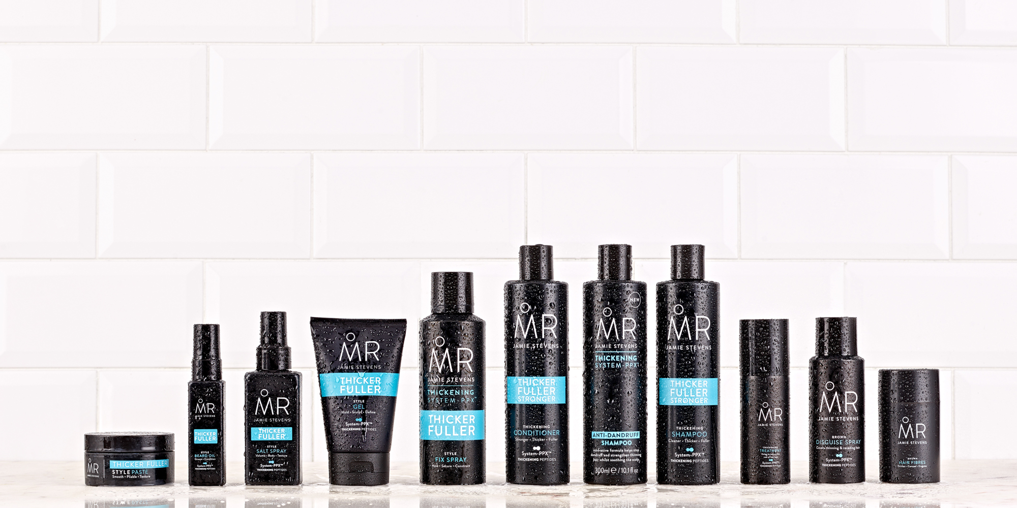 Men Hair Care Products Best Hair Thickening Spray Shampoo