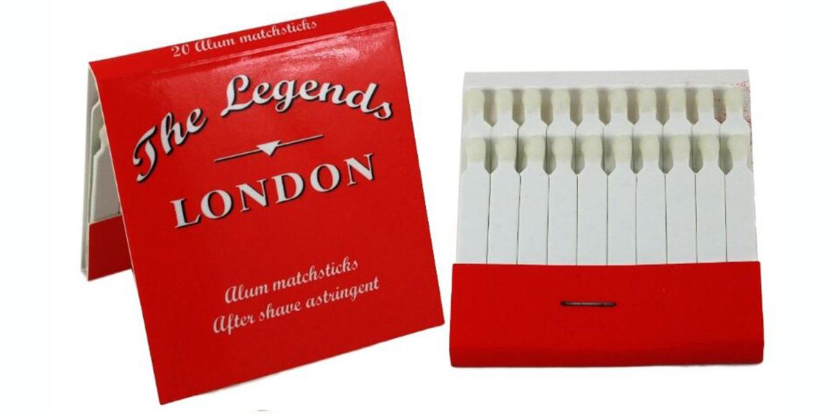 Alum Matchsticks Image