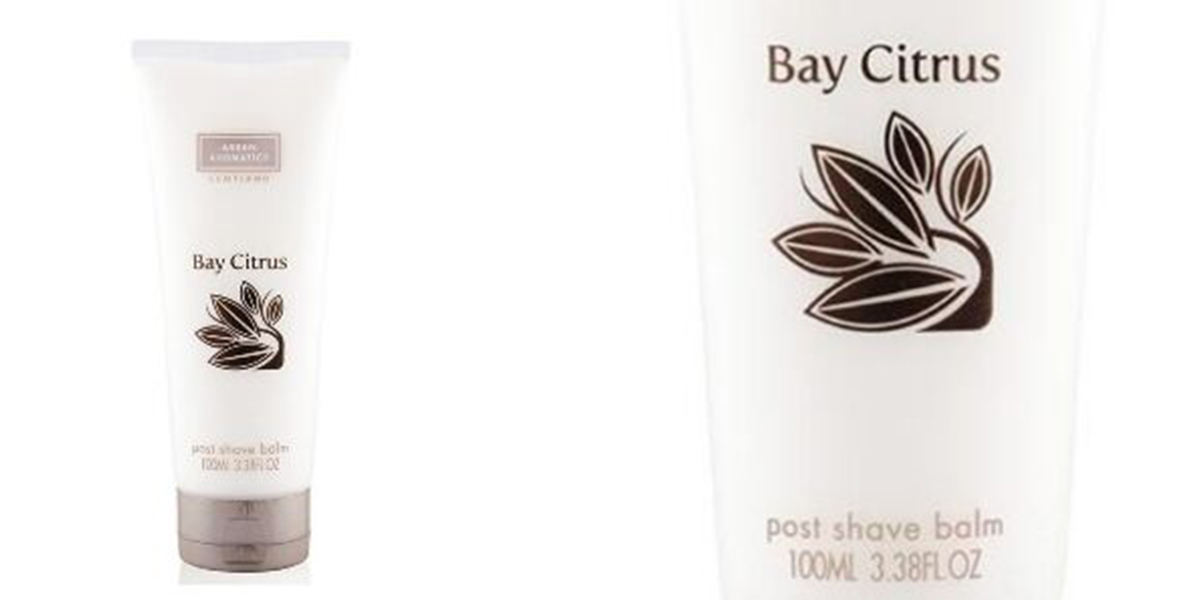 Citrus Post Shave Balm Image