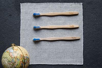 Bamboo Toothbrush Thumbnail
