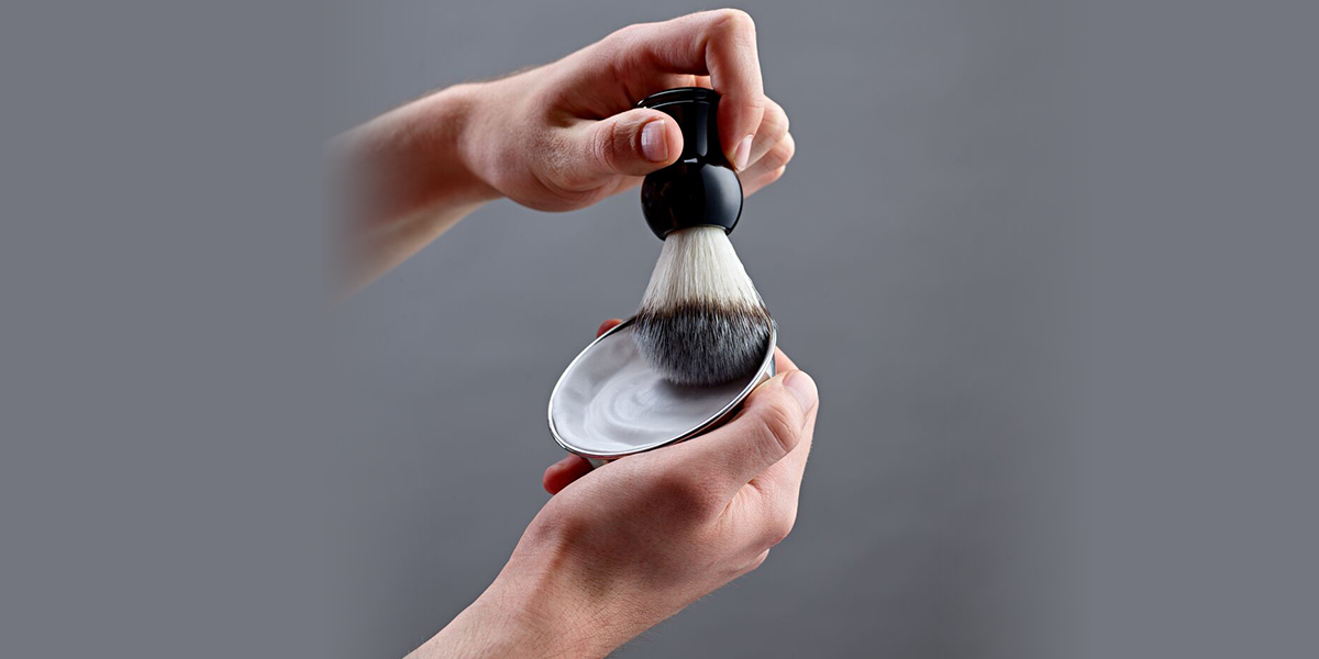 Italian Shaving Brush Image